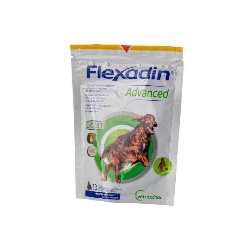 Vetoquinol Flexadin advanced UCII 30 comprimidos