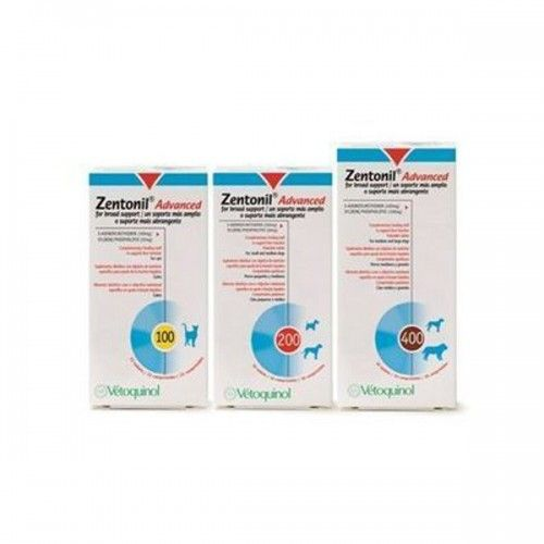 Vetoquinol Zentonil advanced 100 mg 30 comprimidos