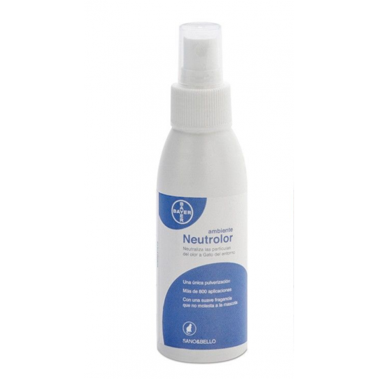 Bayer Neutrolor Ambiente Sano & Bello Gato