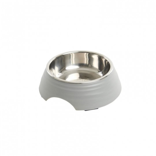 Kruuse Buster Bowl Melamina Gris 350 ml