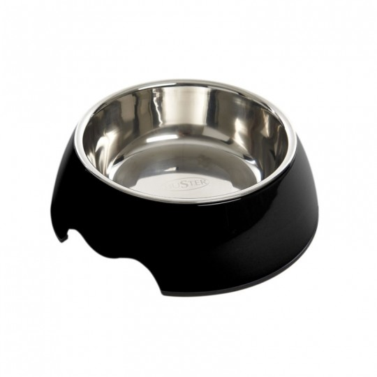 Kruuse Buster Bowl Melamina Negro 350 ml