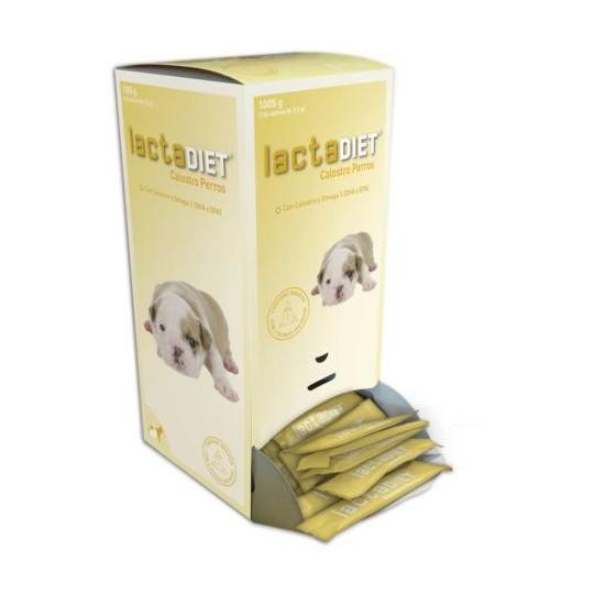 Farmadiet Lactadiet Calostro Perros 1005 gr (134 sobres de 7.5gr)