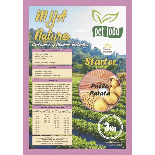 MyA Sin Cereal Nature Starter 3 Kg
