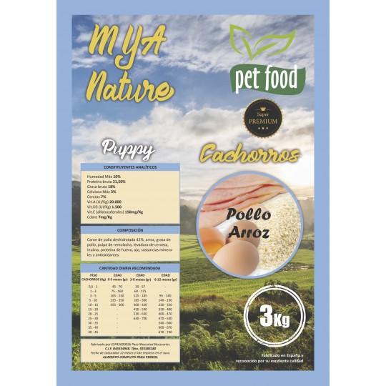 MyA Super Premium Nature Cachorros 3 Kg