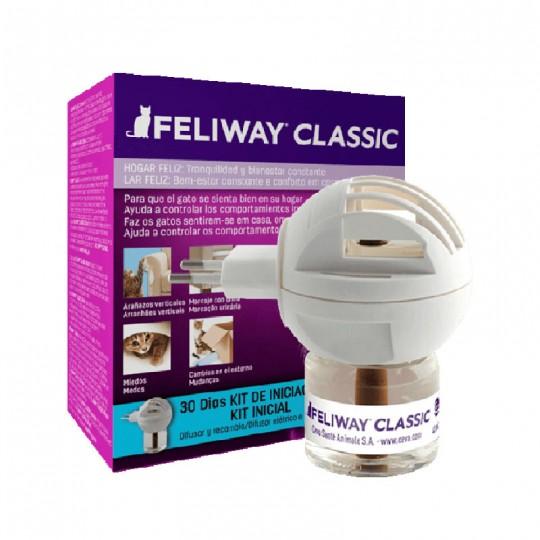 Ceva Feliway difusor + recambio vial 48 ml