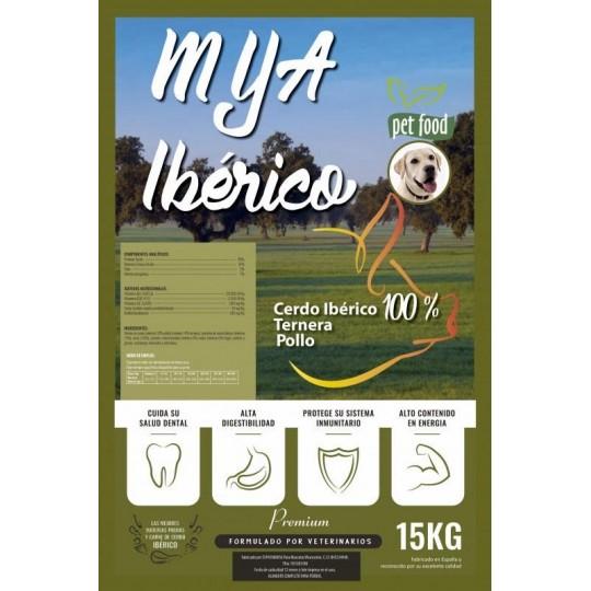 Ibercan Cerdo Ibérico 15 Kg