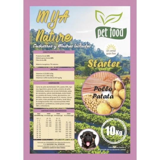 MyA Sin Cereal Nature Starter 10 Kg