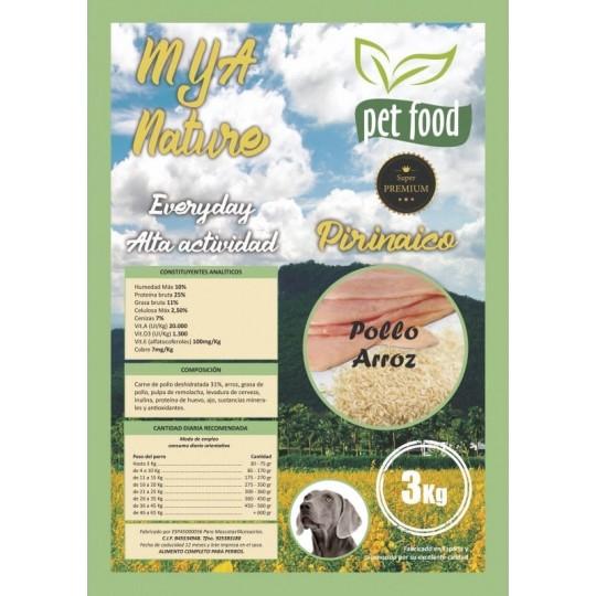 MyA Super Premium Nature Pirinaico 3 Kg