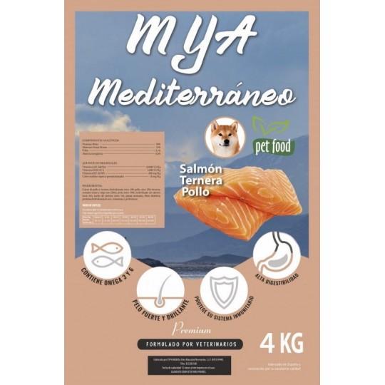 MyA Premium Mediterráneo 4 Kg
