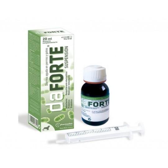Farmadiet Daforte antidiarreico suspension 20 ml