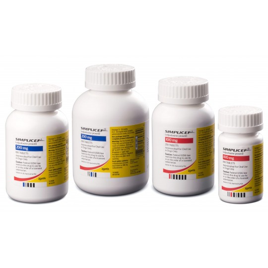 Rimadyl 100 mg 100 cds Masticables