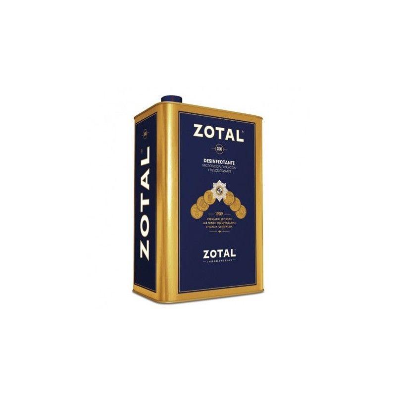 Zotal desinfectante tradicional 1l