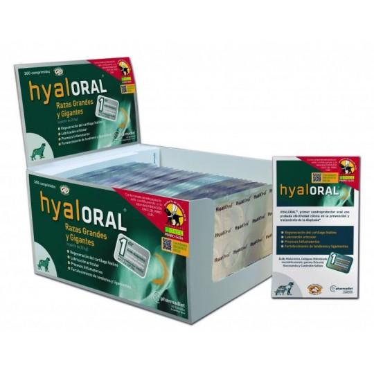 Hyaloral Razas Grandes 360 cds