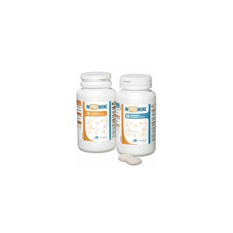 Bioiberica Impromune 40 comprimidos