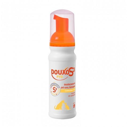 Ceva Douxo S3 Pyo Mousse Champú seco 150 ml