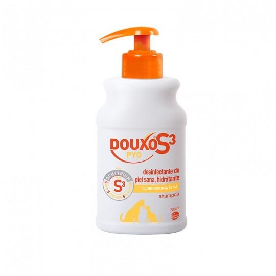 Ceva Douxo S3 Pyo Champú para perros gatos 200 ml