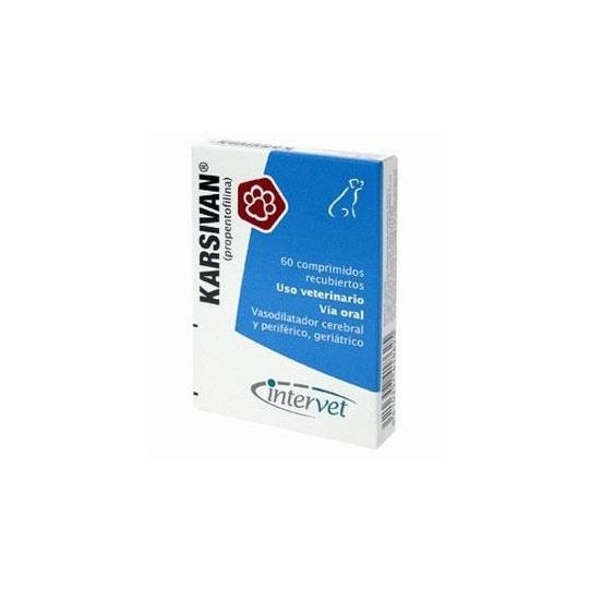 KARSIVAN 60 Comprimidos