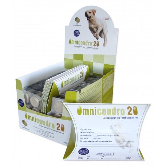 Hifarmax Omnicondro 20 300 comprimidos