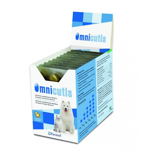 Hifarmax Omnicutis 150 capsulas
