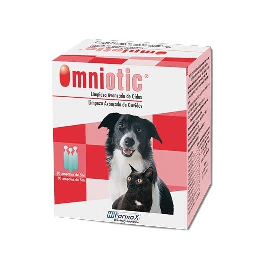 Hifarmax Omniotic ampollas 20x5 ml
