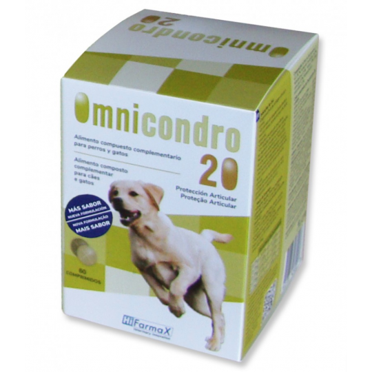 Hifarmax Omnicondro 20 60 comprimidos