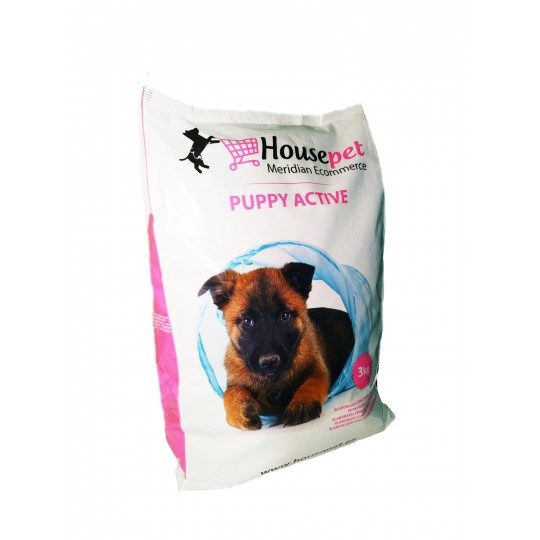 Alimento-Puppy-Active-Housepet