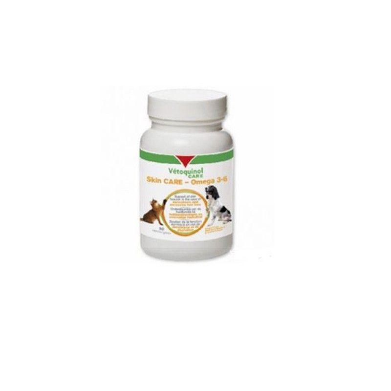 Vetoquinol Derma cap 90 cápsulas