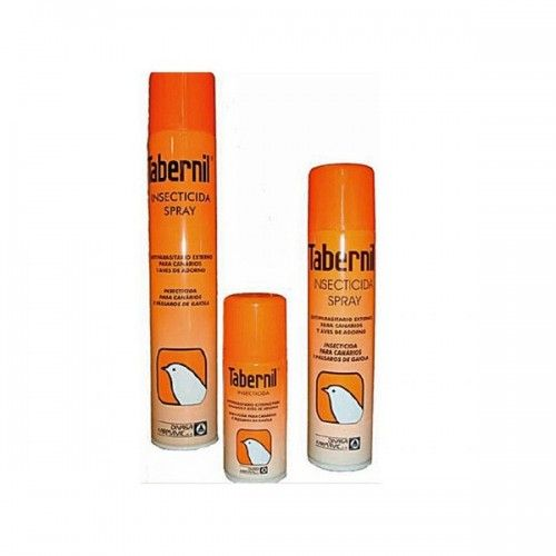 Tabernil spray tetrametrina-butoxido de piperonilo spray 750 ml