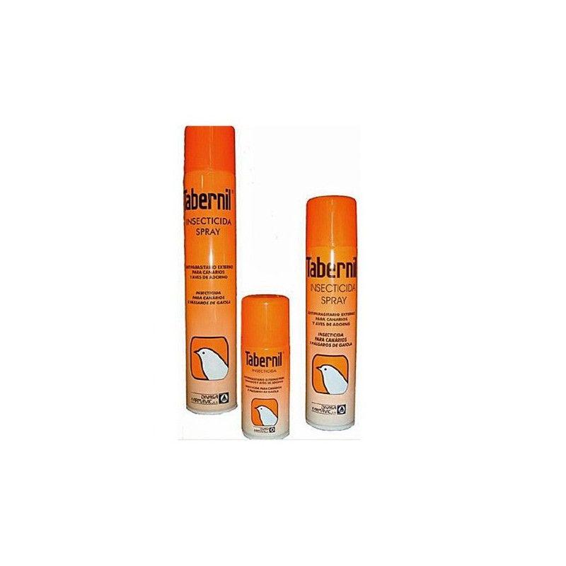 DFV Tabernil spray tetrametrina-butoxido de piperonilo spray 400 ml