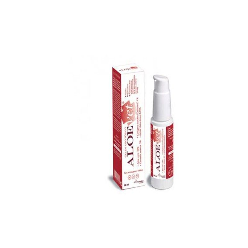 Farmadiet Aloevet gel cicatrizante 50 ml