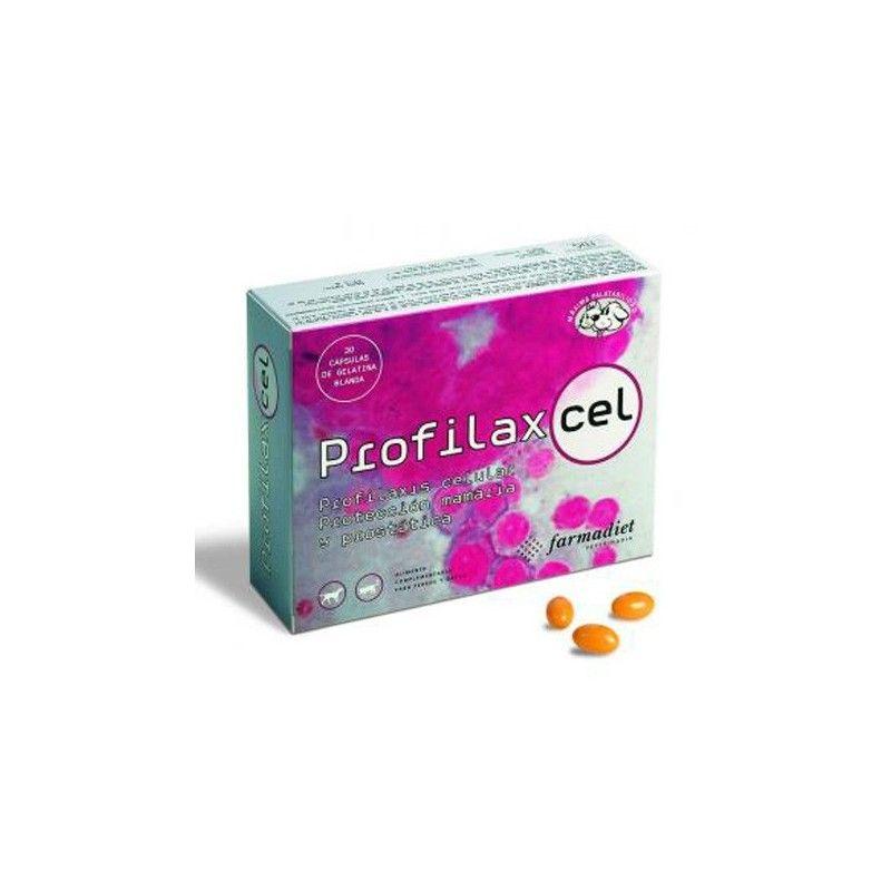 Farmadiet Profilaxcel 30 capsulas