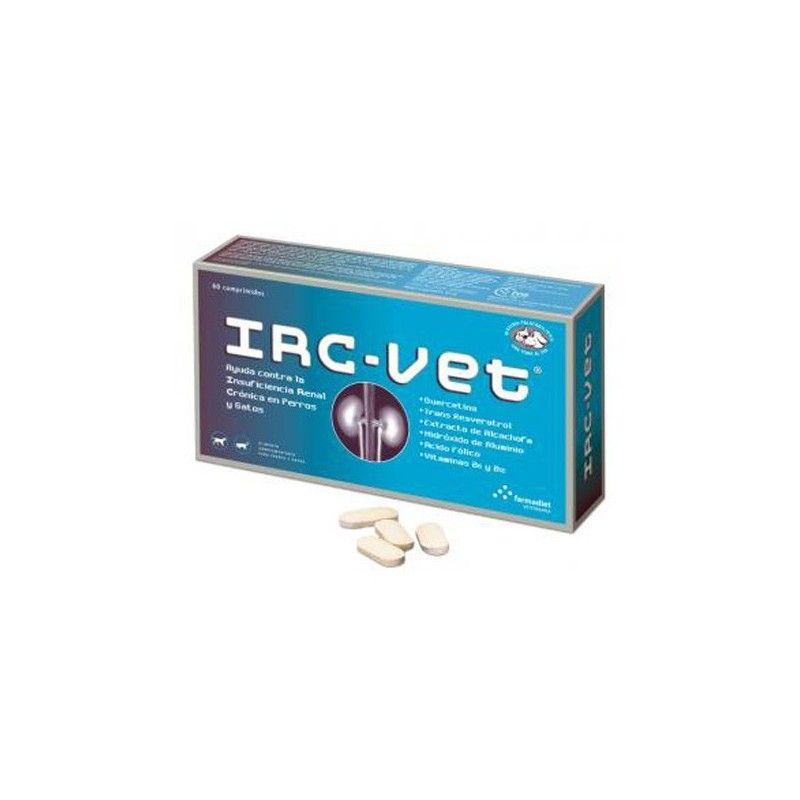 Irc-vet 60 comprimidos