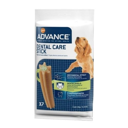 Advance biscuits dental care sticks 180 gr