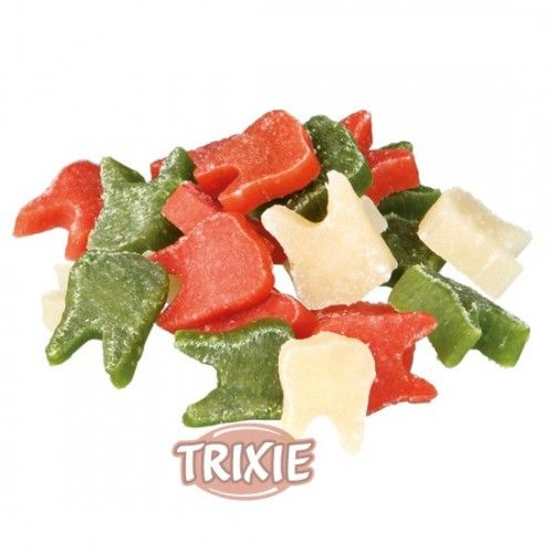 Trixie Snack denta fun dentinos mini con arroz, 140 g