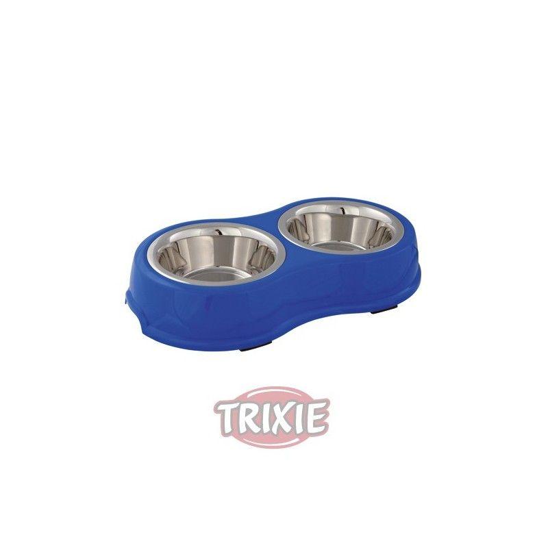 Trixie set comederos, 20.75 l, ø12 cm