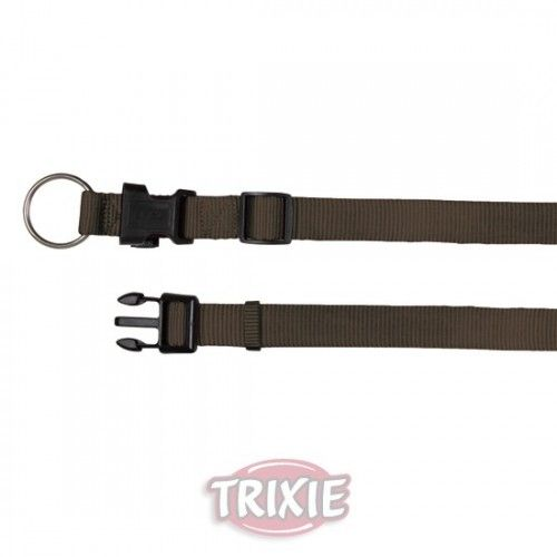 Trixie collar premium s-m, 30-45 cm/15 mm