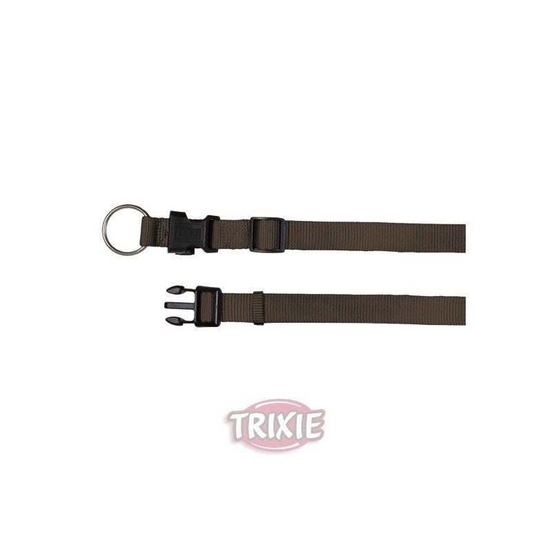 Trixie collar premium s-m, 30-45 cm/15 mm