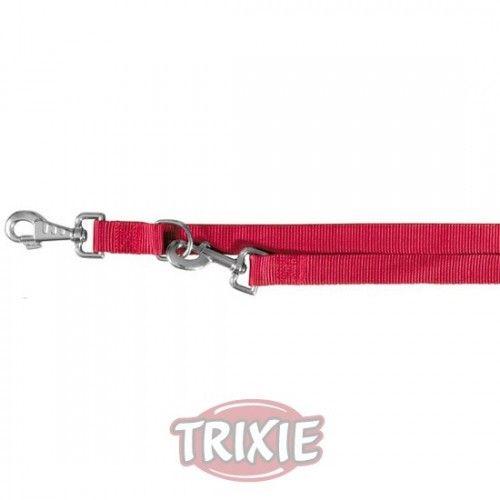Trixie ramal classic, l-xl, 2.00m/25mm, rojo