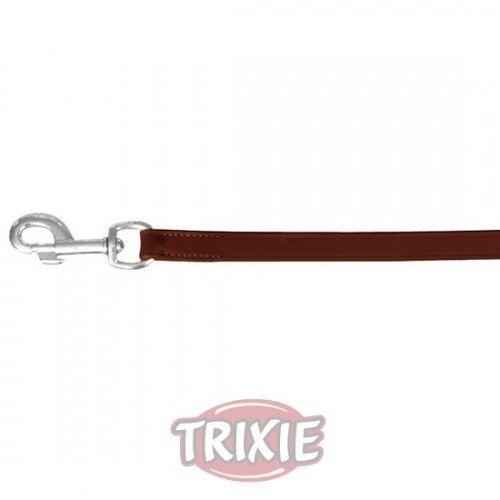 Trixie correa active, m-l: 1.00 m,18 mm, coñac