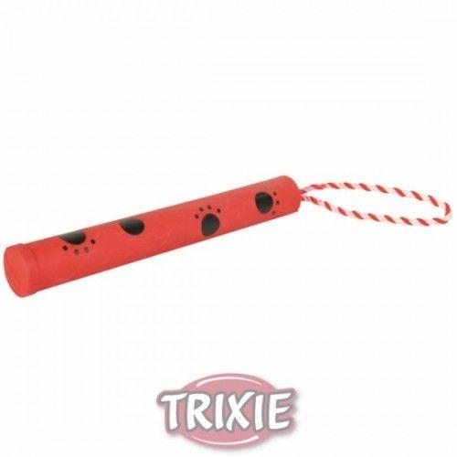 Trixie Mordedor con cuerda 25 cm, ø3 cm