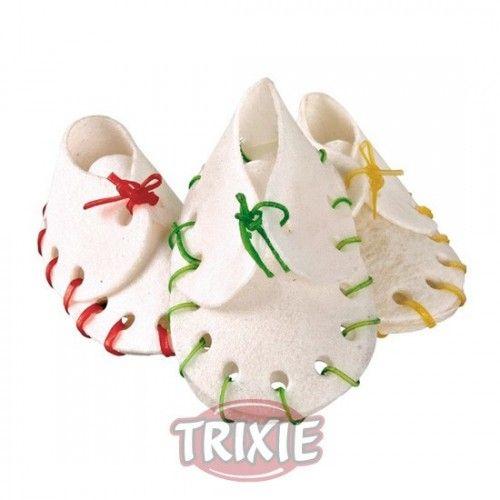Trixie Denta fun dog snack zapatitos 10 uds. 100 g