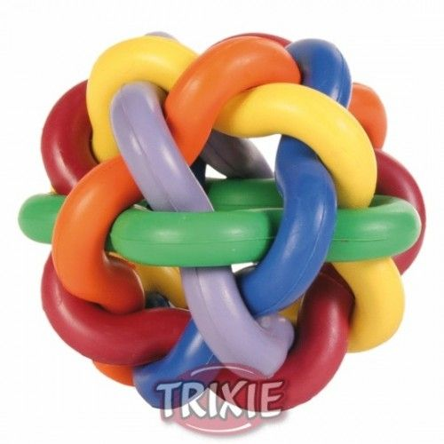 Trixie Pelota nudo Multicolor, ø7 cm