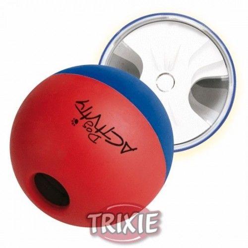 Trixie dog activity snacky pelota caucho/plastico 11cm