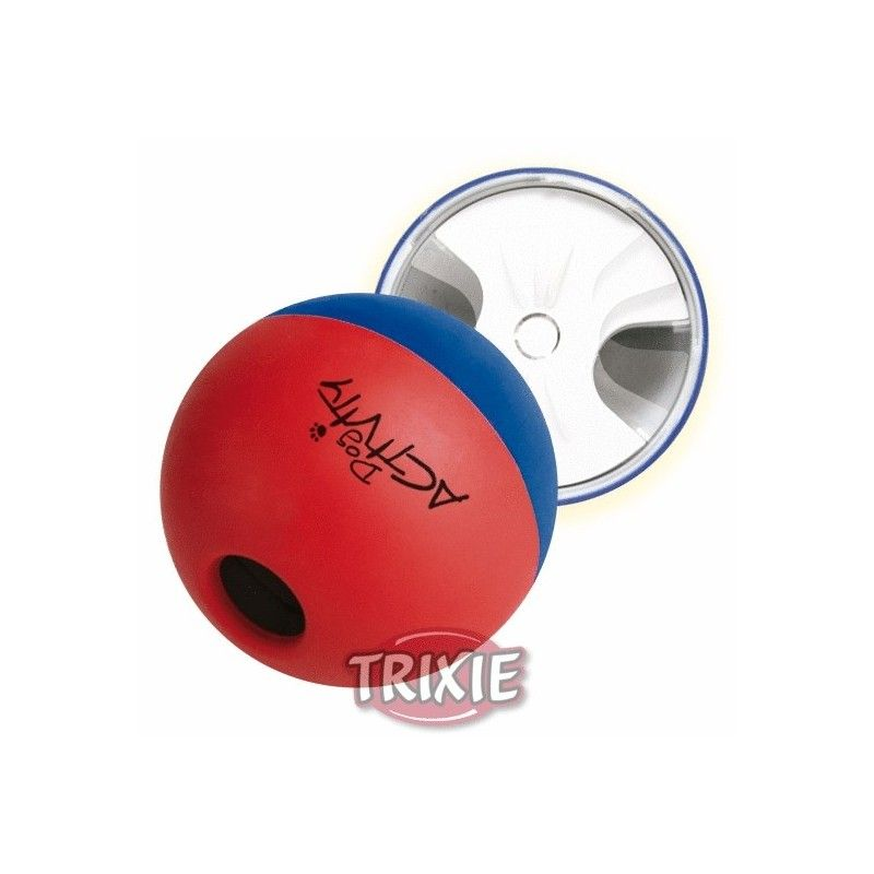 Trixie dog activity snacky pelota caucho/plastico 11cm
