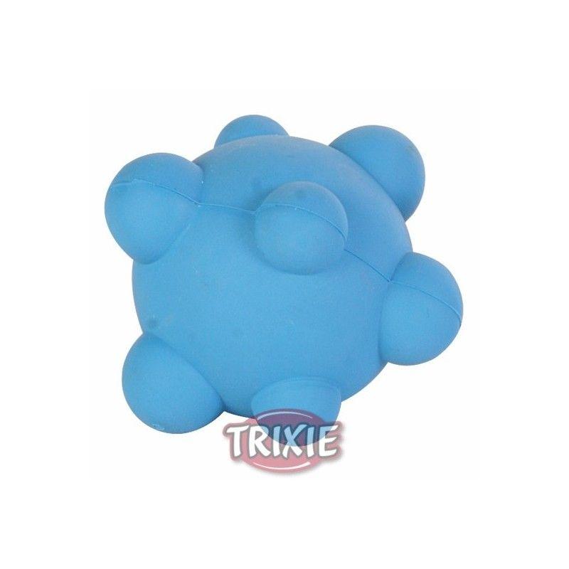 Trixie pelota basculante caucho natural