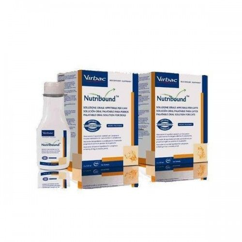 Virbac Nutribound 3x150ml para perros