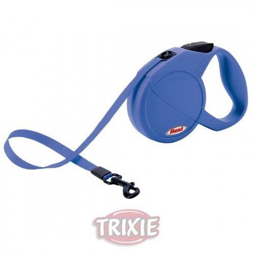 Trixie Flexi classic compact, 1, azul