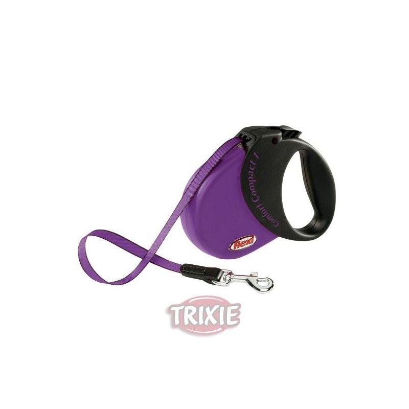 Trixie Flexi comfort compact, 1, púrpura