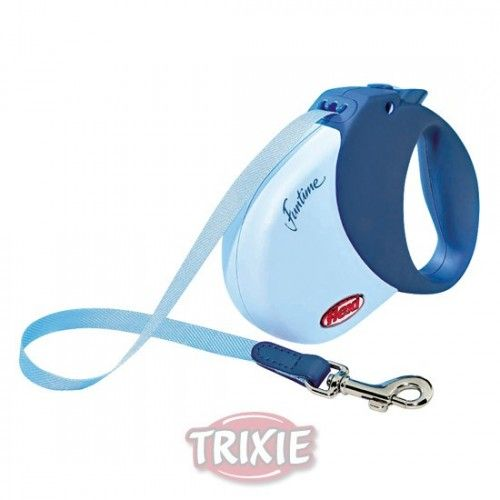 Trixie Flexi funtime, s, azul