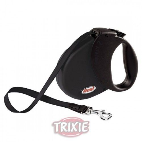 Trixie Flexi comfort compact, 2, negro